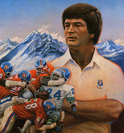Head Coach Dan Reeves